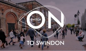 Switch on this evening for business-backed campaign to change perceptions of Swindon