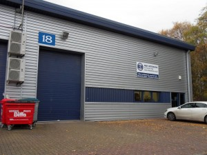 Rare chance to snap up high-quality industrial unit on Swindon trade park