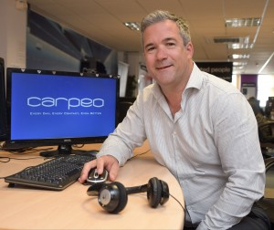 Customer contact firm Carpeo to create up to 100 jobs in Swindon as it launches financial services arm