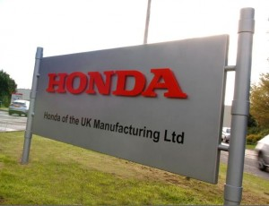 Quitting EU customs union could hit Honda's Swindon plant, car giant boss warns