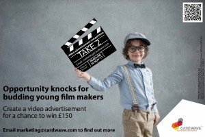 Video advert contest for budding young film makers launched by Cardwave Services