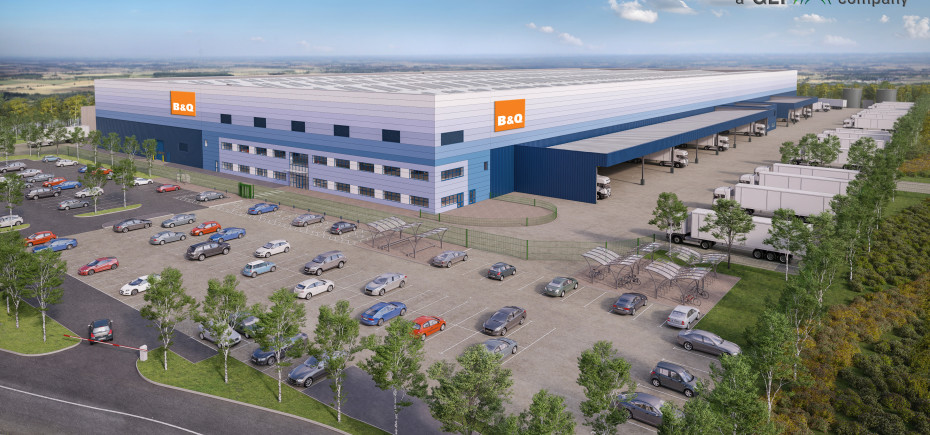 100 jobs on the way as B&Q decides to build second giant warehouse in Swindon
