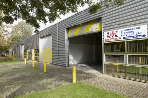 Number of empty units at new low following spate of deals at Swindon industrial estate