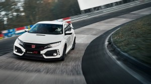 Two more awards for Honda's built-in-Swindon Civic Type R hot hatch