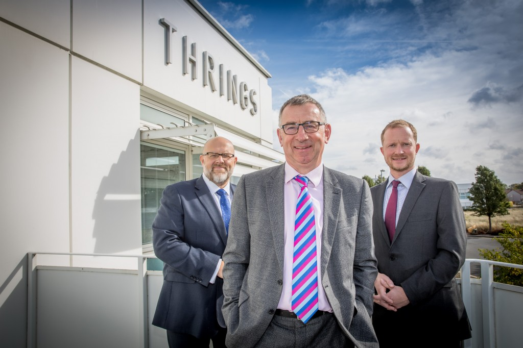 Thrings boosts corporate team with appointment of former Barclays relationship director